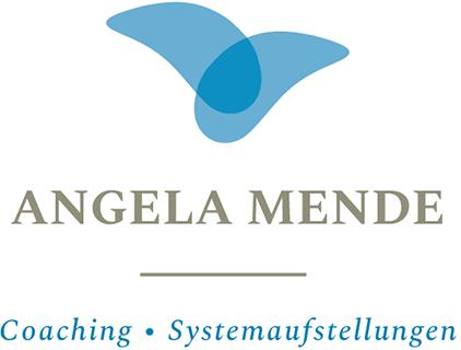 Logo Angela Mende Coaching