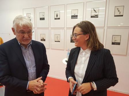 Gerhard Roth im Gespräch mit Angela Mende