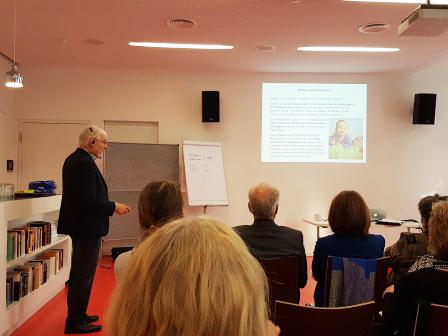 Gerhard Roths Vortrag